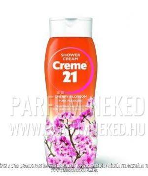 Creme21 tusfürdő CHERRY BLOSSOM illatban 250ml Creme 21