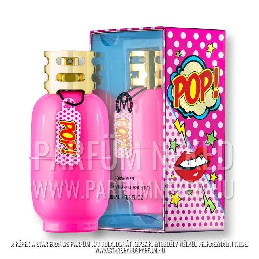 New Brand Master POP 100 ml EDP New Brand Női Illatok