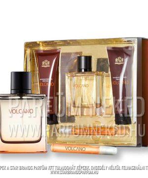 New Brand Prestige Volcano 4 darabos Férfi ajándék szett Férfi parfümök