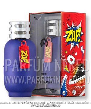 New Brand Master ZAP 100 ml EDT Férfi parfümök