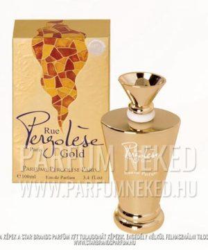 Rue Pergolese Gold 100ml női parfüm Női parfümök