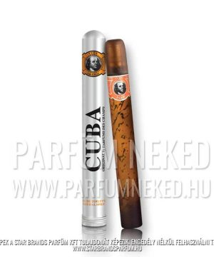 Cuba Orange EDT 35 ml Cuba Parfüm Férfi illat