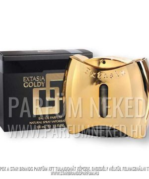 New Brand Extasia Goldy 100ml EDP Eua De Parfüm New Brand Női Illatok