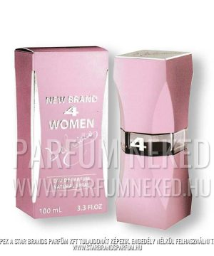 New Brand 4 Women Delicious 100ml EDP New Brand Női Illatok