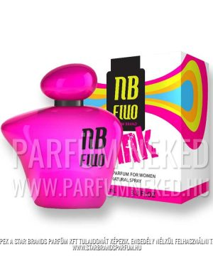 New Brand – Fluo Pink – 100ml EDP New Brand Női Illatok
