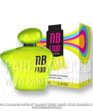 New Brand – Fluo Sun 100ml EDP New Brand Női Illatok