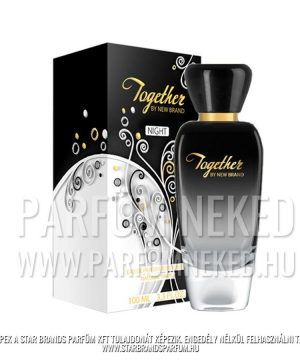 New Brand Together Night 100ml EDP New Brand Női Illatok