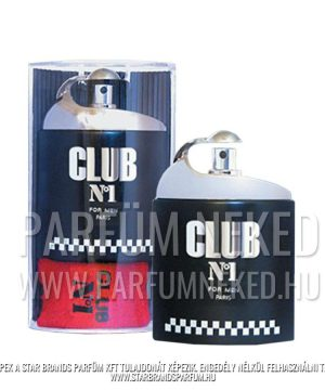 New Brand Club N1 100 ml EDT Férfi parfümök