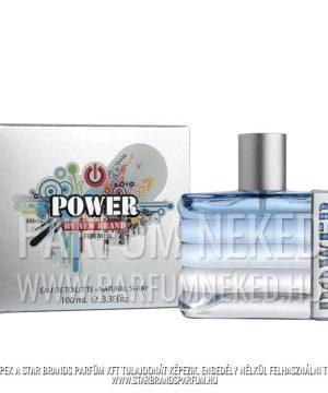 New Brand – Power 100 ml EDT Férfi parfümök