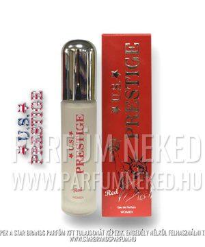 U S Prestige Red 50ml Női EDP Női parfümök