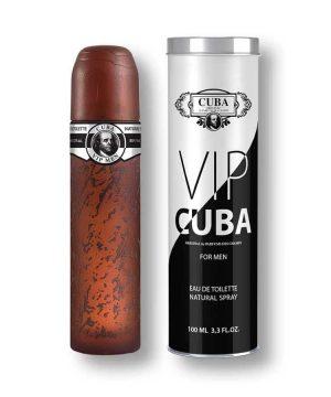 Cuba V.I.P. Men Eau De Toilette 100ml Cuba Parfüm Férfi illat