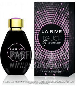 La Rive Touch of Woman 90ml EDP La RIve Női Parfümök