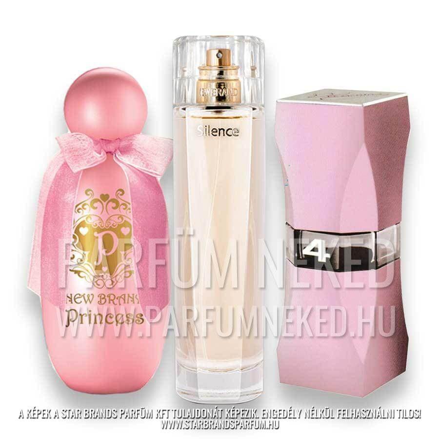 New Brand Delicious Silence Princess 300 ml Elegancia New Brand Női Illatok
