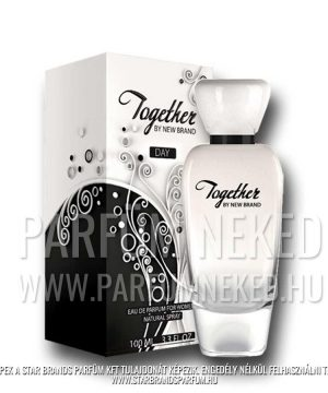 New Brand Together Day 100ml EDP New Brand Női Illatok