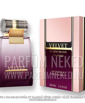 New Brand Velvet 100ml EDP New Brand Női Illatok