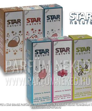 Best of Star Nature 420ml EDT 6 x 70ml - Olcsó Parfüm Shop