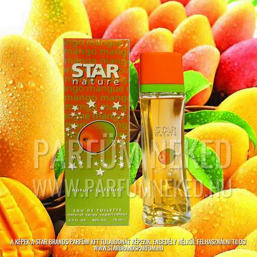 Star Nature – Mangó illat EDT 70ml Női parfümök