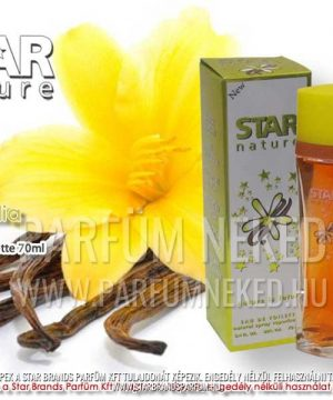 Star Nature Vanilia illat EDT 70ml Női parfümök