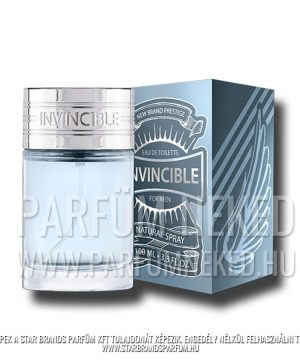 New Brand – Invincible 100ml EDT Férfi parfümök
