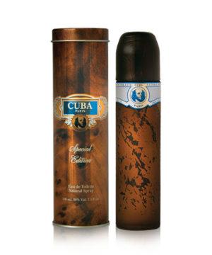 Cuba Blue EDT 100 ml Cuba Parfüm Férfi illat