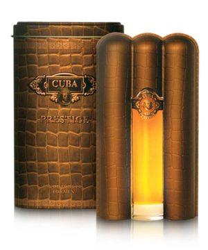 Cuba Prestige Gold EDT 90 ml Cuba Parfüm Férfi illat
