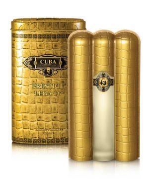 Cuba Prestige Legacy EDT 90 ml Cuba Parfüm Férfi illat