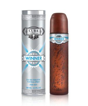 Cuba Winner Eau De Toilette 100ml Cuba Parfüm Férfi illat