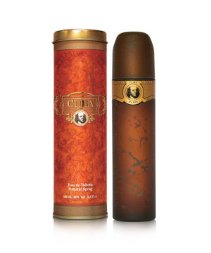 Cuba Gold EDT 100 ml férfi illat Cuba Parfüm Férfi illat