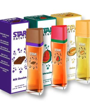 Star Nature EDP illatok – Tejcsoki és Dinnye Női parfümök