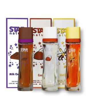 Star Nature EDP Parfüm – Tejcsoki Vanilia Kókusz Női parfümök