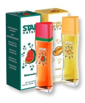 Star Nature Sárgadinnye és Görögdinnye illat Női parfümök