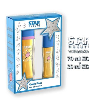 Star Nature Vattacukor illat Díszdoboz Női parfümök