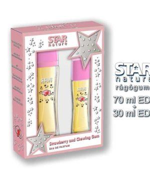 Star Nature Epres Rágógumi illat Díszdobozos Női parfümök