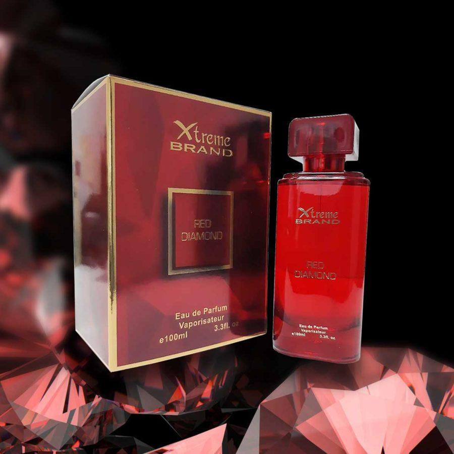 Xtreme Brand Red Diamond 100ml EDP Női Illat Xtreme Brand Nő illat