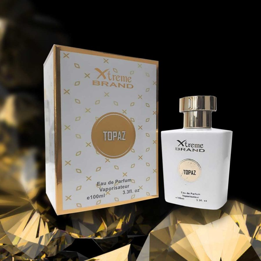Xtreme Brand Topaz 100ml EDP Női Illat Xtreme Brand Nő illat