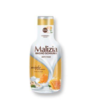 Malizia Méz és Ginzeng Habfürdő 1000ml Illatszerek