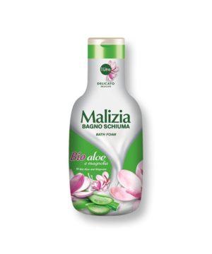 Malizia Bio Aloe Vera Habfürdő 1000ml Illatszerek