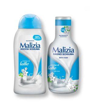 Malizia Tej-Proteines Habfürdő és Tusfürdő Illatszerek