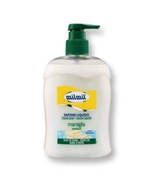 MilMil Fehérpézsma Folyékony Szappan 500ml Folyékony szappan