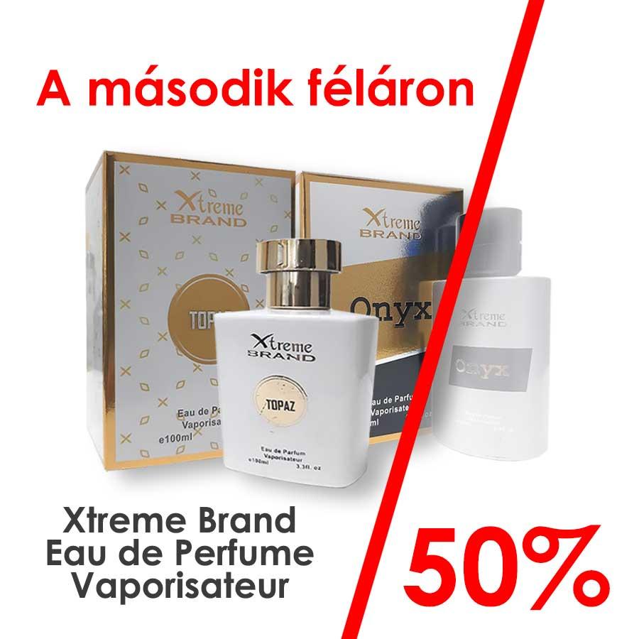 Xtreme Brand Eau de Perfume Vaporisateur Xtreme Brand Férfi illat